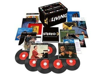 Living Stereo / The Remastered Collection (60CD) - Nossebro - Living Stereo / The Remastered Collection (60CD) - Nossebro
