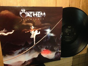 Anthem - Tightrope , Restless records 1986