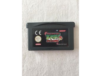 Tv Spel - Gameboy Advance - Turtles 2