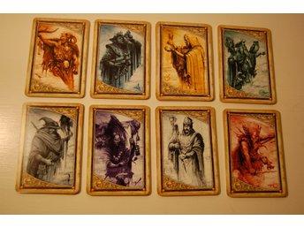 Warhammer Fantasy, Battle Magic Cards, 8th Edition, All 8 Lores, 56 Cards - Lund - Warhammer Fantasy, Battle Magic Cards, 8th Edition, All 8 Lores, 56 Cards - Lund
