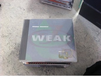 Skunk Anansie - Weak (cd singel)