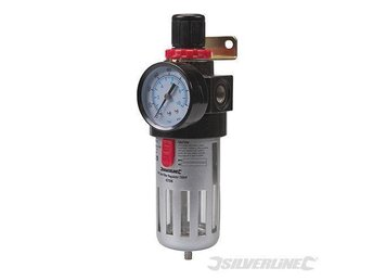 Air Penumatic Filter Regulator For Compressor Air Line Hose Tools