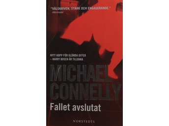 Fallet avslutat, Michael Connelly (Pocket)
