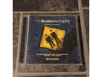 THE BLUES BROTHERS - SOUNDTRACK. (CD)