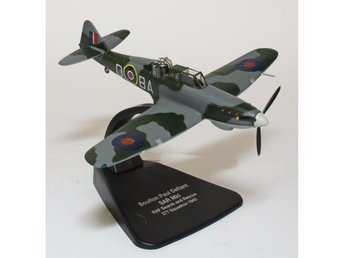 Oxford Boulton Paul Defiant in 1/72 scale. Nice!