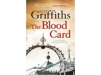 The Blood Card (Bok)
