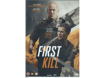 FIRST KILL - BRUCE WILLIS   ( SVENSKT TEXT )