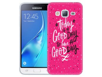 Samsung Galaxy J3 (2016) Skal Good Day