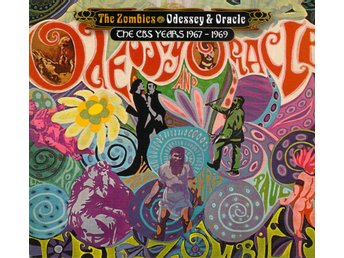 Zombies (2 CD) The Zombies Odessey & Oracle 1967-1969