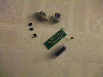 Amiga PS/2 Adapter KIT