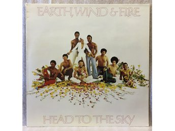 EARTH WIND & FIRE / HEAD TO THE SKY -- CBS 32017