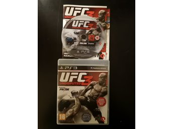 UFC Undisputed 3 - Playstation 3