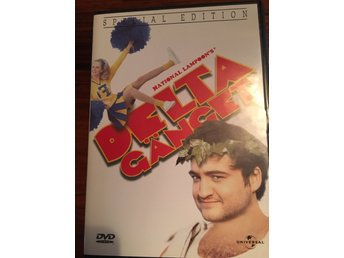 Delta gänget dvd Animal house