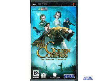 THE GOLDEN COMPASS PSP