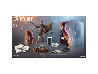 Battlefield 1 collectors edition NY