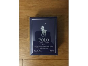 Ralph Lauren Polo Blue (40ml) Svenskköpt inplastad Ny orginal