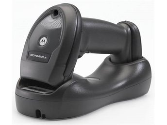 Motorola LI4278 1D LINEAR IMAGER BLACK BLUETOOTH CRADLE USB KIT
