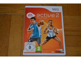Ea Sports Active 2 - Personal Trainer  - Nintendo Wii