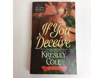 Bok, If You Deceive, Kresley Cole, Pocket, ISBN: 9781416503613, 2007