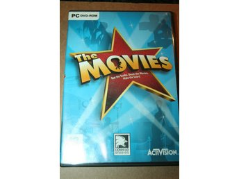 The Movies - Run the Studios, Shoot the Movies, Make the Stars! (PC DVD-ROM)