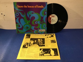 Various - From The House Of Lords UK Orig-86 TOPPEX !!!!!