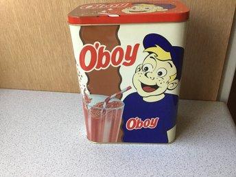 oboy burk i plåt