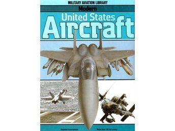 United States aircraft, USA flyg, Military Library (Eng)
