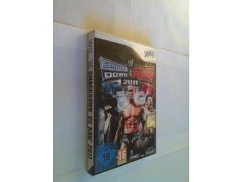 Wii: Smackdown/Smack Down VS Raw 2011