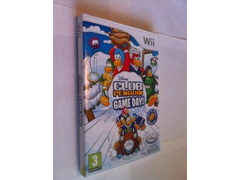 Wii: Club Penguin Game Day!