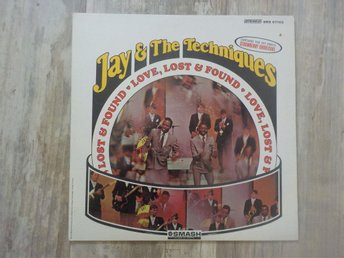 Jay & The Techniques - Love, Lost & Found Lp