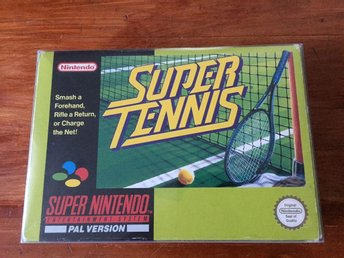 Super tennis - SCN