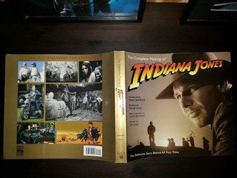 The complete making of Indiana Jones bok