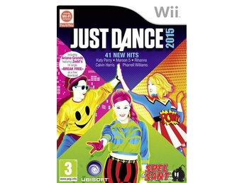 Just Dance 2015 Nordic Edition