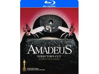 Amadeus / Director's cut (Blu-ray) - Nossebro - Amadeus / Director's cut (Blu-ray) - Nossebro