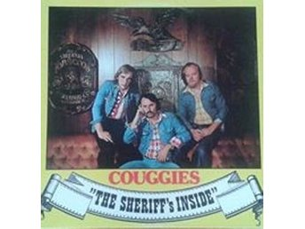The Couggies titel* The Sheriff's Inside* Rock, Country Rock SWE LP