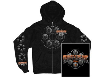 Official Choppers Inc Ghost Revolver Hoddie XXL.