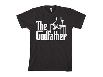 The Godfather T-shirt Logo XL