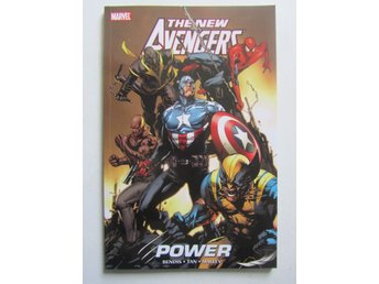 New Avengers Vol 10 Power