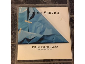 "SECRET SERVICE - I´M SO I´M SO I´M SO. (MVG 7"")"