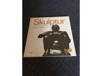Skulptur av Stig Hadenius och Bertil Lundgren - Skyttorp-uppsala - Boken skulptur av Stig Hadenius och Bertil Lundgren, fint skick. - Skyttorp-uppsala