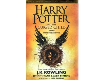 J.K. Rowling: Harry Potter and the Cursed Child