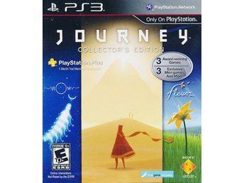 Journey - Collectors Edition - Playstation 3