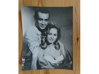 Ian Fleming - James Bond 007 / Dr.No 1963 - Connery - Ursula Andress  - Foto