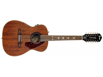Fender Tim Armstrong Hellcat 12 acoustic steel guitar, 12
