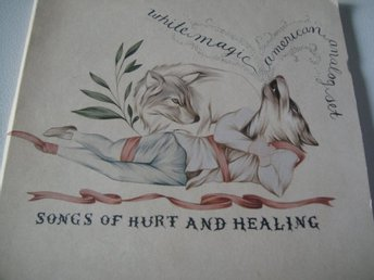 WHITE MAGIC Songs of hurt & healing CD DIGIPACK TOPPSKICK!!!