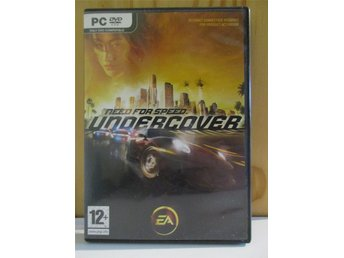 Need For Speed Undercover - PC - DVD ROM