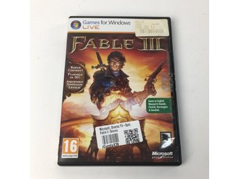 Microsoft, Diverse TV-Spel, Fable ll, Orange
