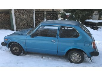 Honda Civic 1.2 1979