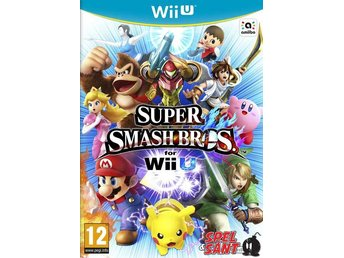 Super Smash Bros (Bergsala UK4)