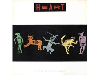 Vinylskiva LP Heart - Bad Animals
